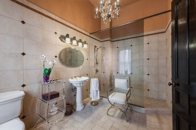 Premium two twin bathroom