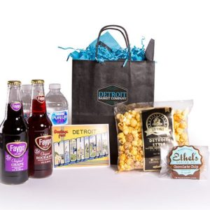 The Inn Room Goodie Bag Gift Basket - The Inn at 97 Winder