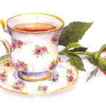 Tea at 97 Winder