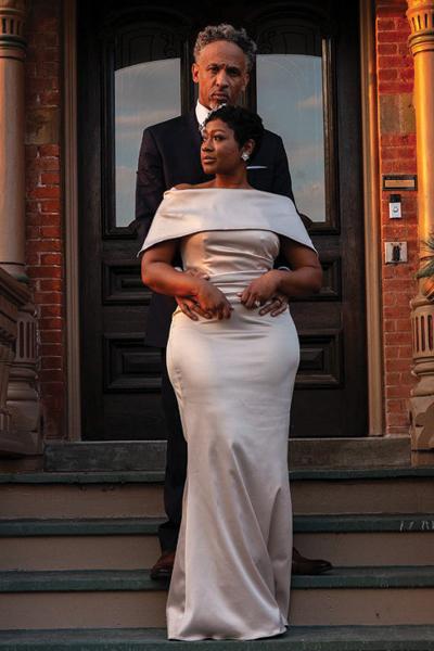 Townsend and Orlando Wedding